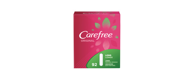Carefree® Original Liners coupon