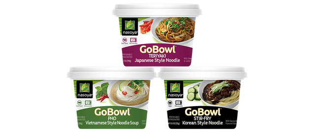 Nasoya GoBowl coupon