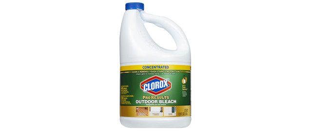 Clorox® Concentrated Outdoor Bleach coupon