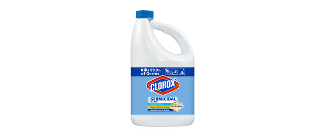 Clorox® Concentrated Germicidal Bleach coupon