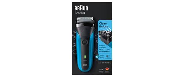 Braun Series 3 Shaver  coupon