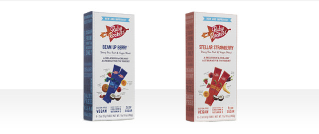 Ruby Rockets Dairy Free Yogurt Alternatives coupon