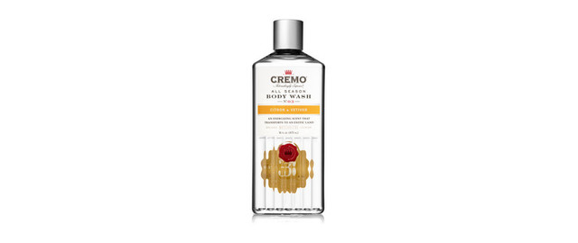 Cremo Citron & Vetiver Body Wash coupon