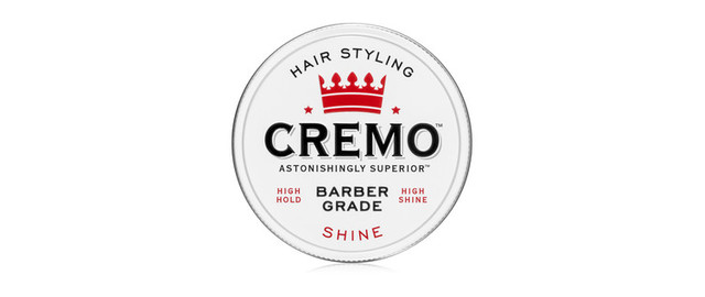 Cremo Barber Grade Shine Pomade coupon