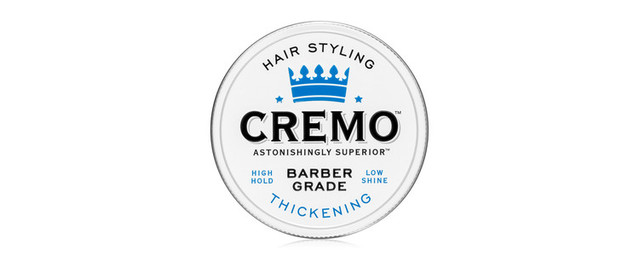 Cremo Barber Grade Thickening Paste coupon