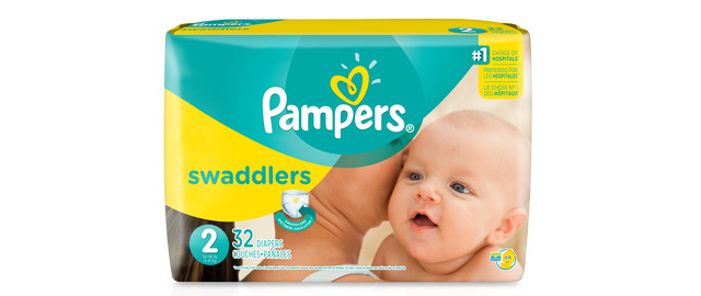 Pampers® Swaddlers Bag of Diapers coupon