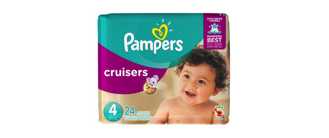 Pampers® Cruisers Bag of Diapers coupon
