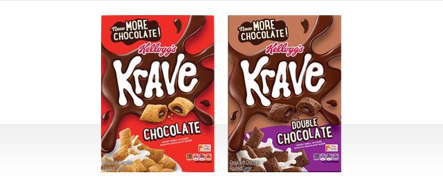 Kellogg's® Krave™ Cereal coupon