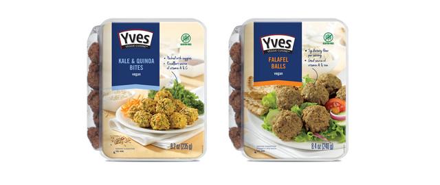 Yves Falafel Balls or Kale & Quinoa Bites coupon