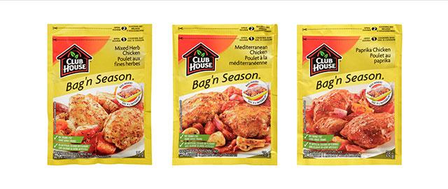 Club House Bag'n Season coupon