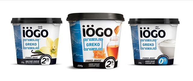 iÖGO Greko yogurt coupon