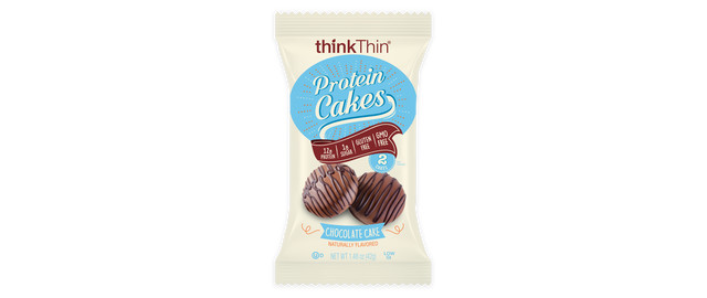 thinkThin® Protein Cakes coupon