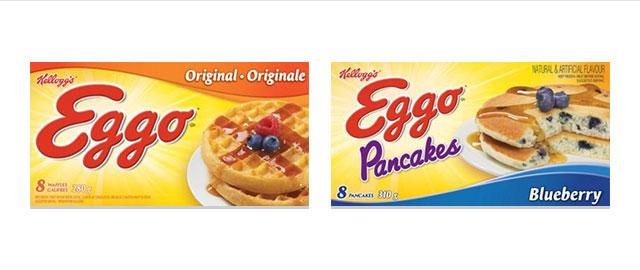 Eggo Waffles or Pancakes coupon