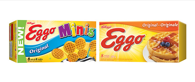 Eggo® Waffles or Eggo® Mini Waffles coupon