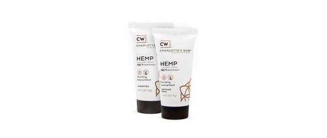 CW Hemp Infused Cream coupon