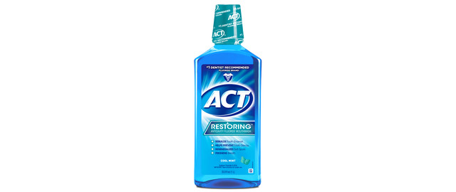 Select ACT® Mint Adult Mouthwash coupon