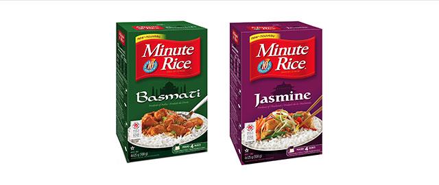 Minute Rice® Basmati or Jasmine Rice coupon