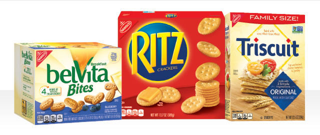 Buy 3: Select NABISCO Products coupon