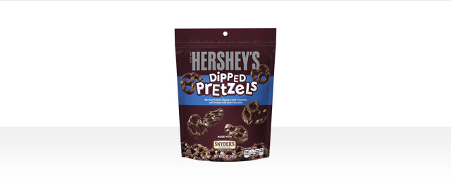 Hershey's Dipped Pretzels coupon