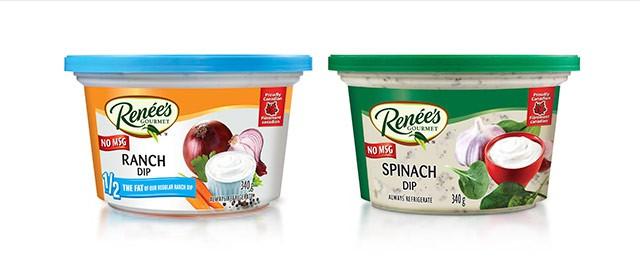 Renée's Gourmet™ Dips coupon