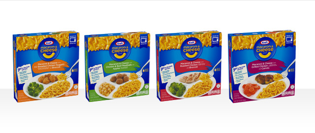 KRAFT Mac & Cheese Frozen Meal coupon