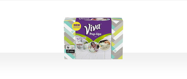Viva® Pop-Ups coupon