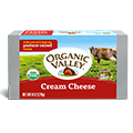 Key Food_Organic Valley Cream Cheese_coupon_39429