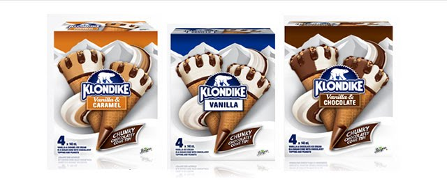 THIS WEEKEND ONLY:  Klondike ice cream multipack coupon