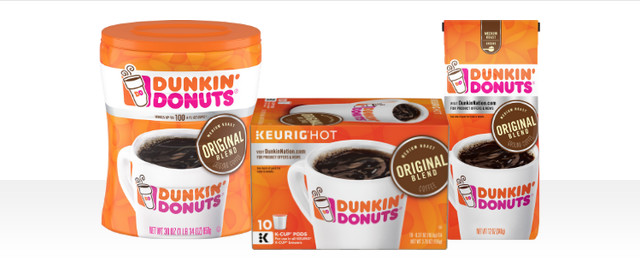 Dunkin' Donuts® Coffee coupon