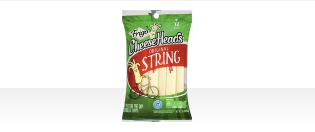 Frigo® Cheese Heads® coupon
