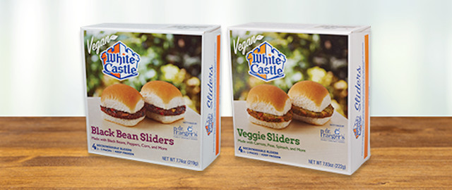 White Castle® Veggie Sliders coupon