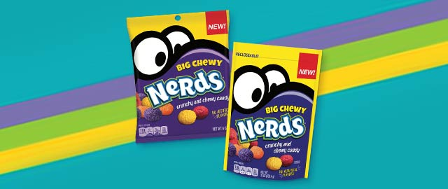 Big Chewy NERDS coupon