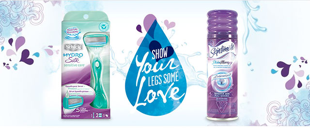 Hydro Silk razors + Skintimate shave gel  coupon