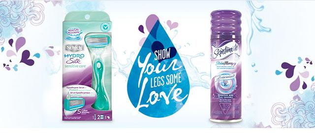 Hydro Silk razors + Skintimate shave gel  coupon
