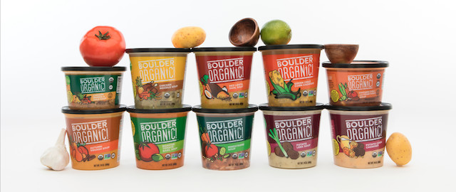 Boulder Organic! Soup coupon