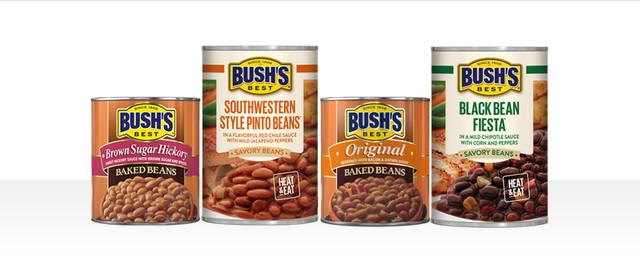 COMBO: BUSH'S® Baked Beans + BUSH'S® Savory Beans coupon