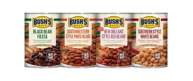 BUSH'S® Savory Beans coupon