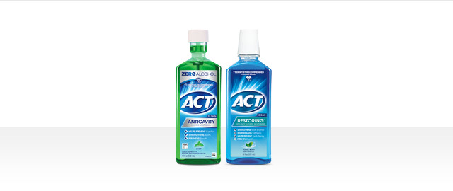 ACT® Adult Products coupon