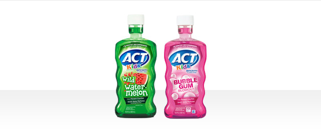 ACT® Kids Products coupon