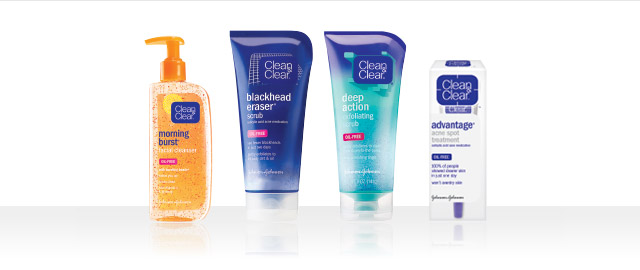 CLEAN & CLEAR® products coupon