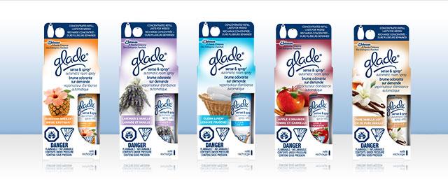 Glade® Sense & Spray® Refill coupon