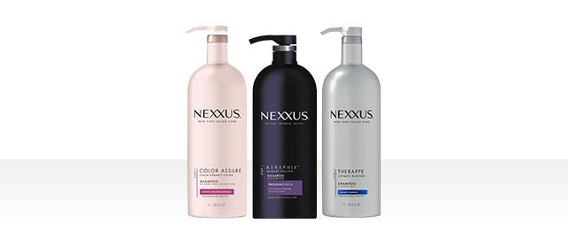 Nexxus Shampoo or Conditioner coupon