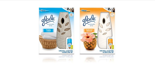 Glade® Automatic Spray Starter Kit coupon