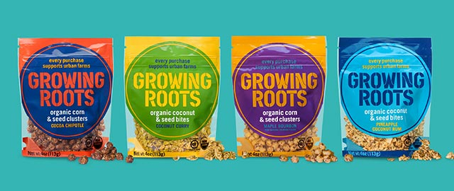 Growing Roots Organic Snacks coupon