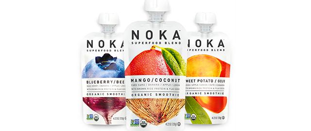 NOKA® Organic Smoothie coupon