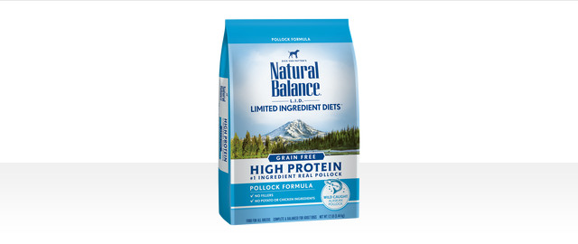 Natural Balance® L.I.D® High Protein Dog Food coupon