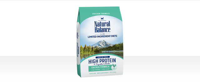 Natural Balance® L.I.D® High Protein Cat Food 11 LB Bags coupon