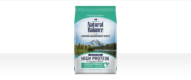 Natural Balance® L.I.D® High Protein Cat Food 5 LB Bags coupon