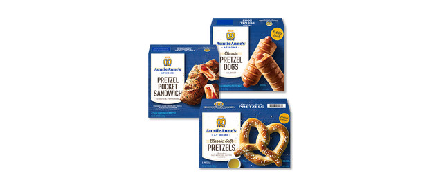 Auntie Anne's® At Home Frozen Products coupon