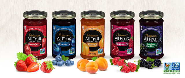 Polaner All Fruit® Spread coupon
